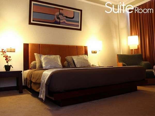 Grand Wahid Hotel Salatiga Salatiga - Suite