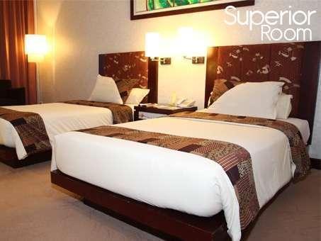 Grand Wahid Hotel Salatiga Salatiga - Superior Room Only Regular Plan