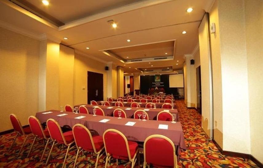 Grand Wahid Hotel Salatiga Salatiga - Ruang Rapat