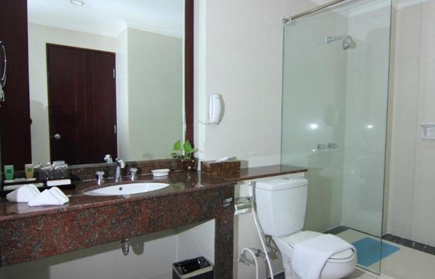 Grand Wahid Hotel Salatiga Salatiga - Kamar mandi