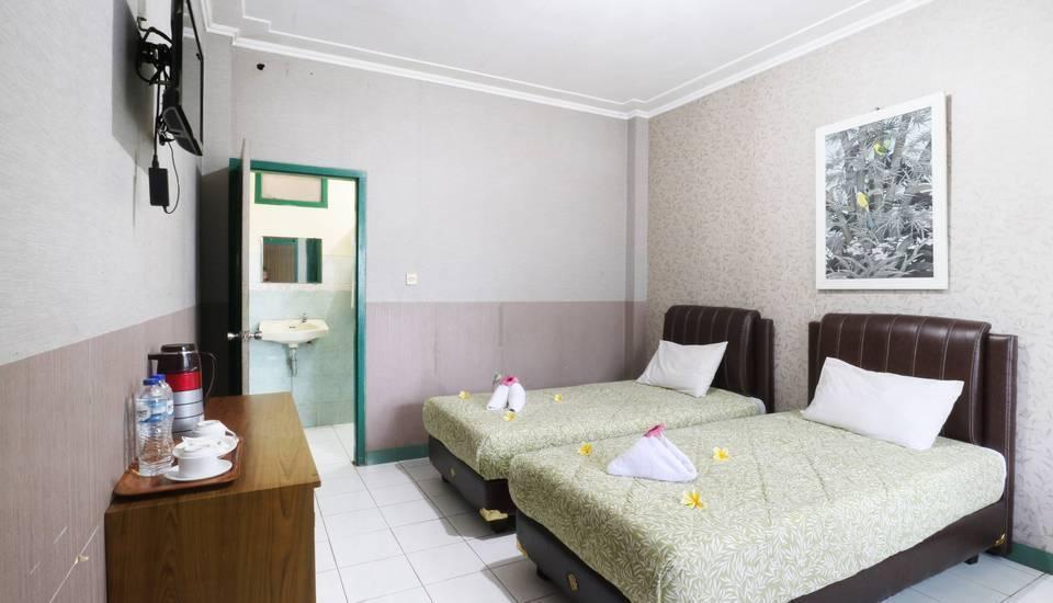 Hotel Bonita Resort & Convention Bogor - Melati Room Last Minute Deal