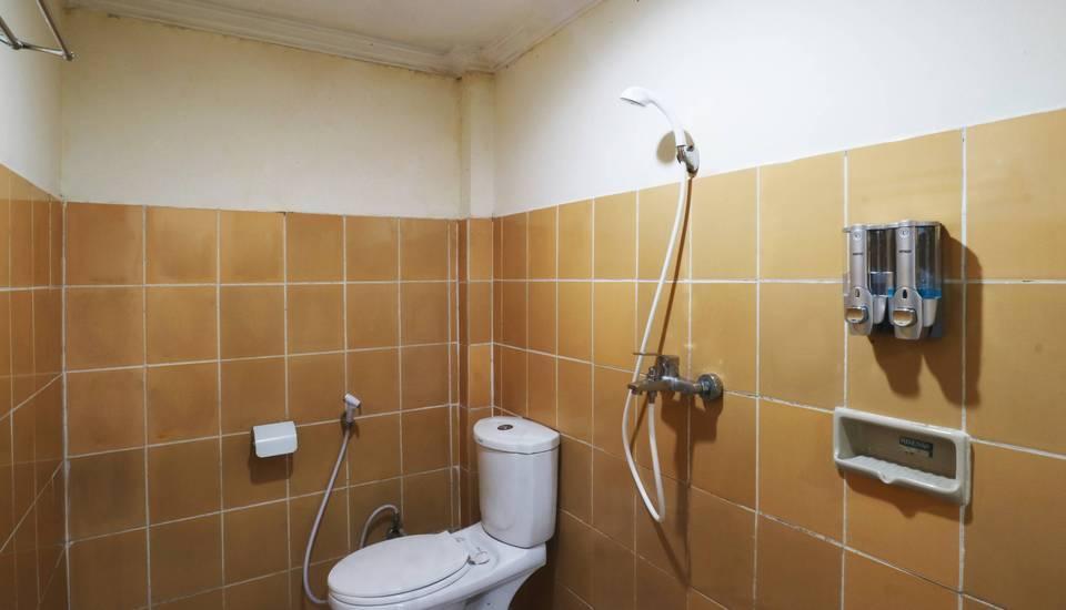 Hotel Bonita Resort & Convention Bogor - Bathroom