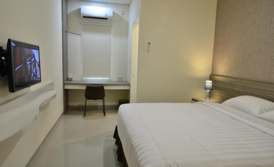 Kitara Hotel Jakarta - Standard Double Regular Plan