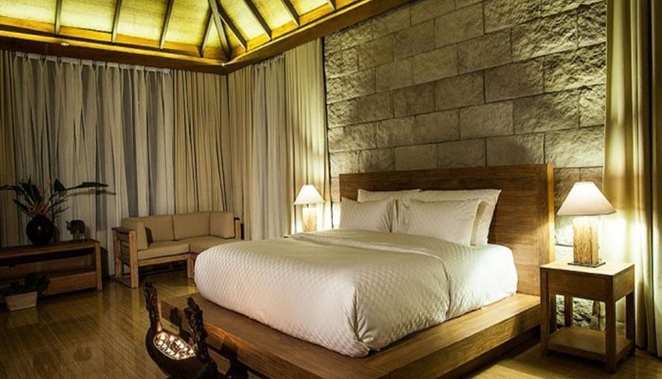 Arumdalu Private Resort Belitung - Kamar tamu