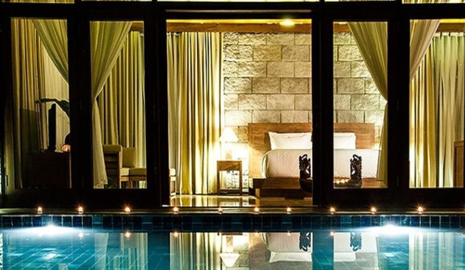 Arumdalu Private Resort Belitung - Kolam Renang