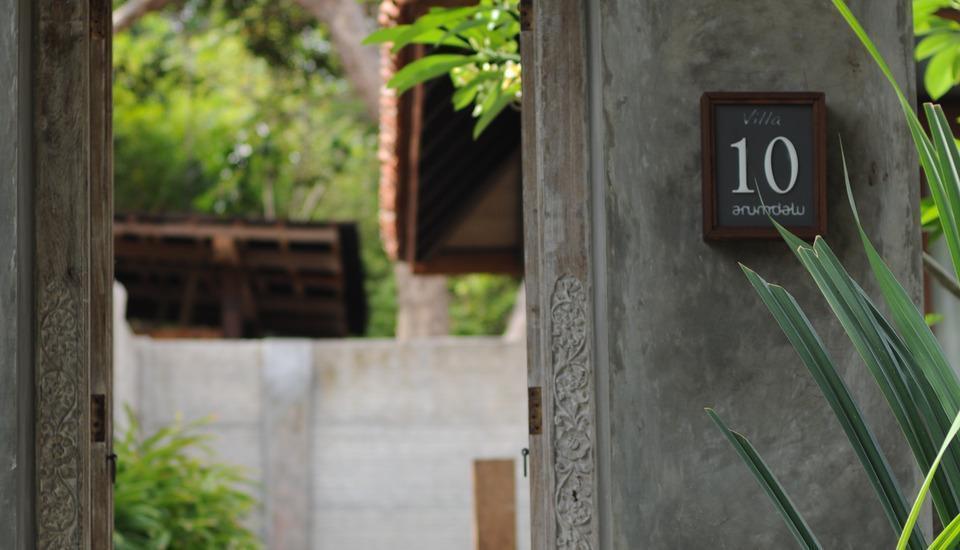 Arumdalu Private Resort Belitung - Kamar
