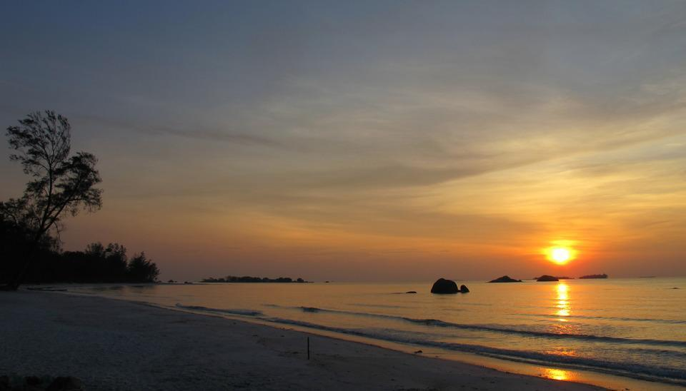 Arumdalu Private Resort Belitung - Pantai