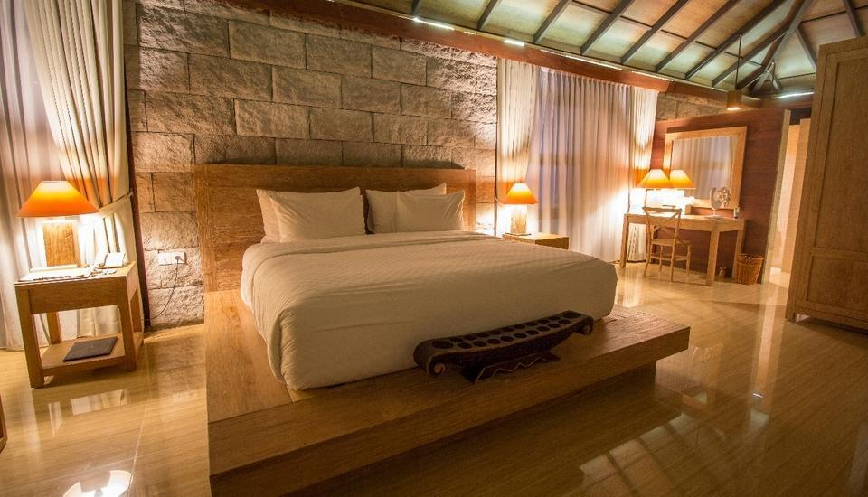 Arumdalu Private Resort Belitung - Villa with Breakfast Regular Plan