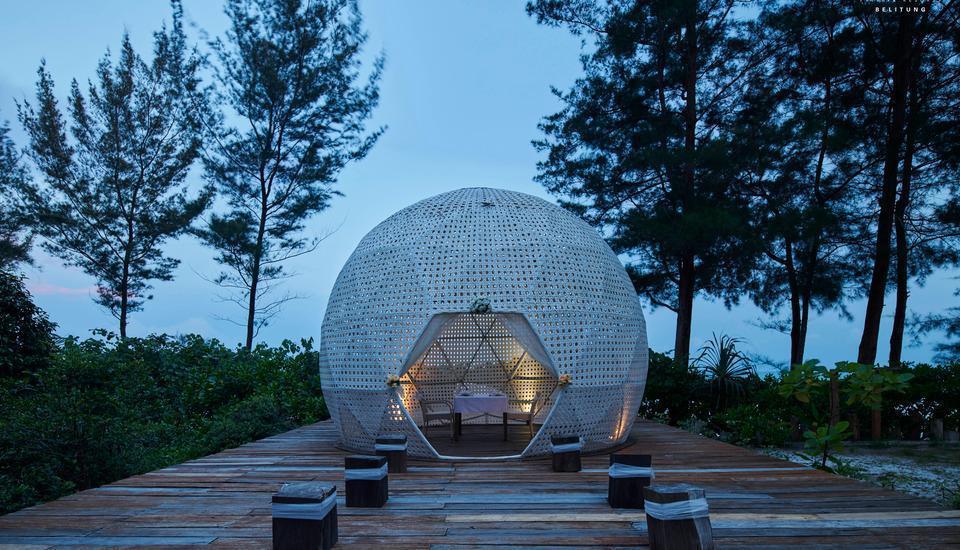 Arumdalu Private Resort Belitung - Arumdalu Dome