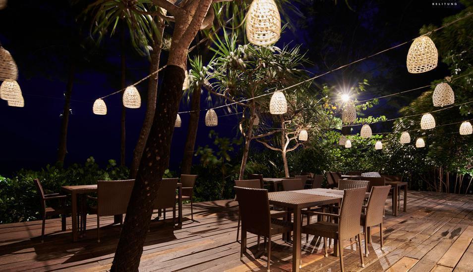 Arumdalu Private Resort Belitung - Resto