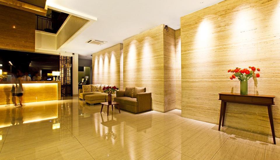 Rasuna Icon Jakarta - Lounge