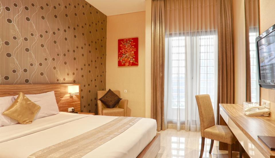 Rasuna Icon Jakarta - Executive Without Breakfast Special Promo 40% Off