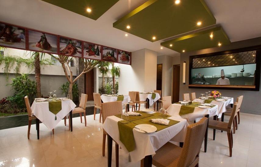 Samaja Villas Seminyak - Restoran