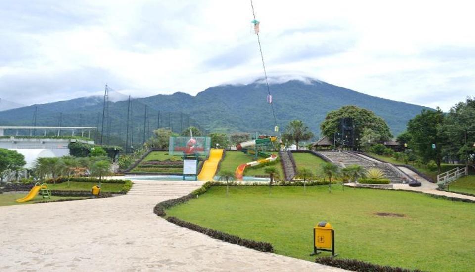 Highland Park Resort Bogor - Exterior