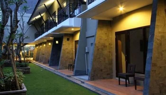 NIDA Rooms Dewaruci Banjarsari - Pemandangan Area