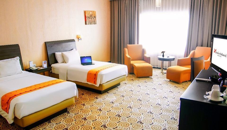 Swiss-Belhotel Kendari - Junior Suite Twin Room Regular Plan