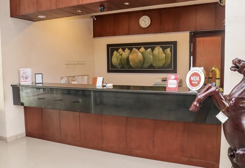 NIDA Rooms Otto Cicendo Trade Center Sumurbandung - Resepsionis