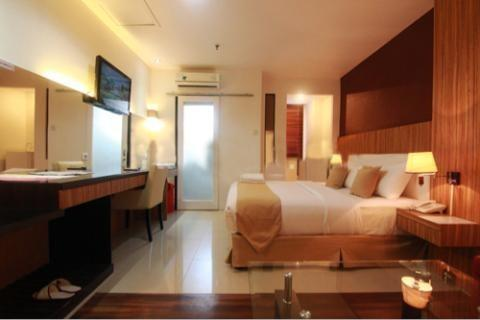 Kyo Serviced Apartment Jakarta Jakarta - Deluxe Room Only Regular Plan