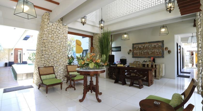 Bali Sunset Villa Bali - Front Office