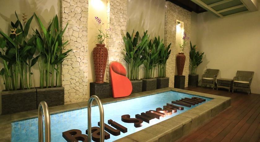 Bali Sunset Villa Bali - suite's private pool