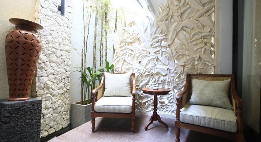Bali Sunset Villa Bali - Deluxe Room Teras