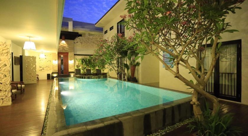 Bali Sunset Villa Bali - Kolam Renang