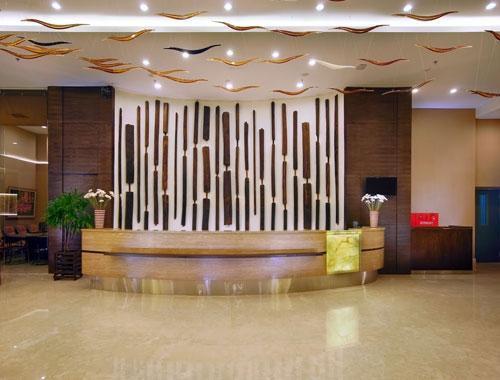 Aston Jember Hotel Jember - Resepsionis