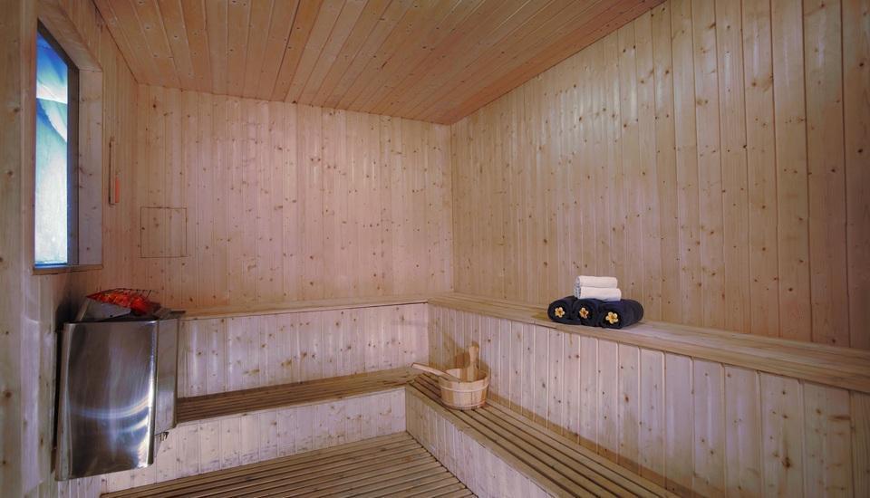 Aston Jember Hotel Jember - Sauna