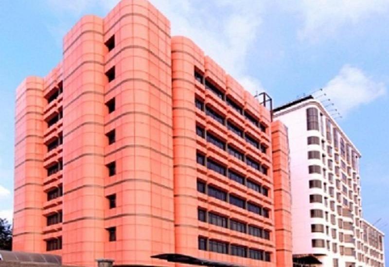Sanno Hotel Jakarta - Hotel Building