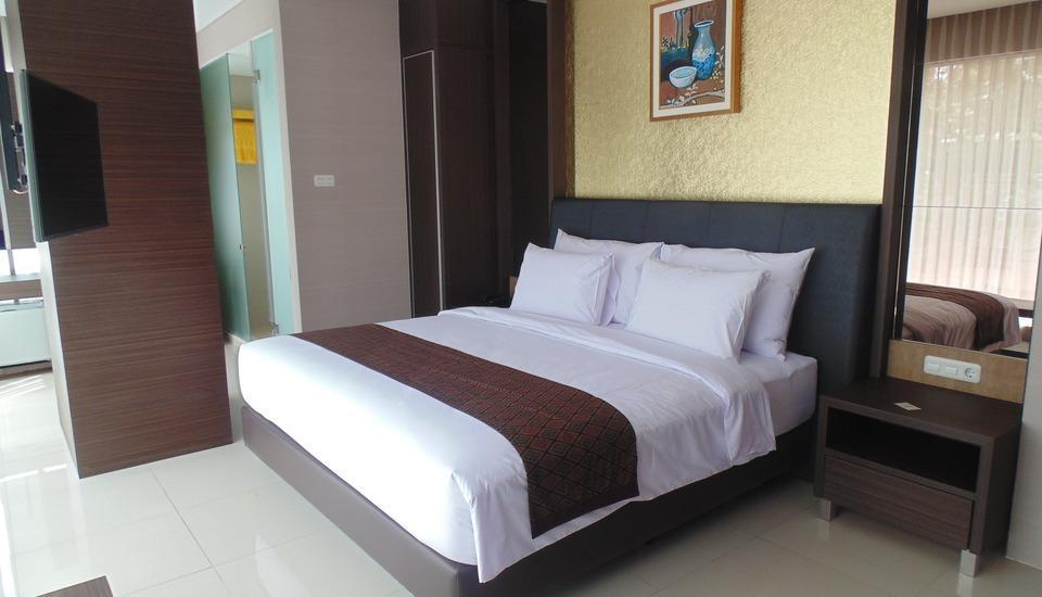 Ardan Hotel Bandung - Junior Suite With Breakfast Regular Plan