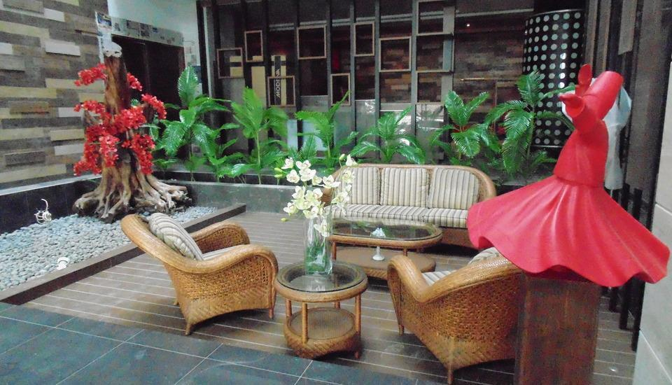 Ardan Hotel Bandung - Lobi