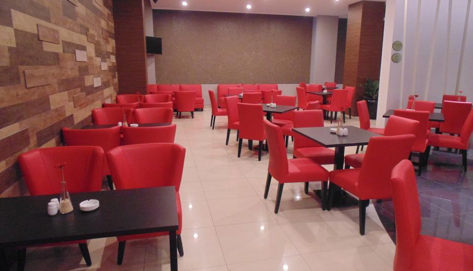 Ardan Hotel Bandung - Kedai kopi Cipaganti