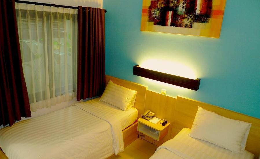 Palloma Hotel Kuta - Superior Double Room Only Save 25%