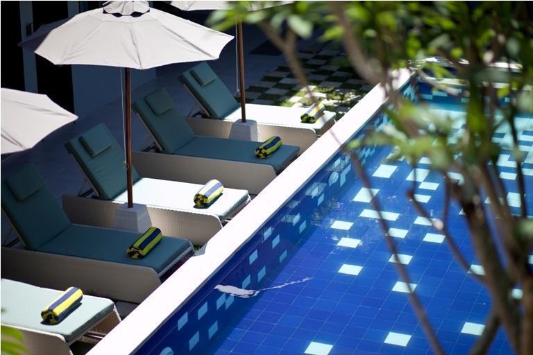 Palloma Hotel Kuta - Swimming Pool