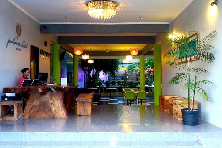 Palloma Hotel Kuta - Lobby