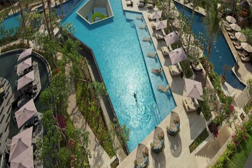 RIMBA Jimbaran Bali - Kolam Renang