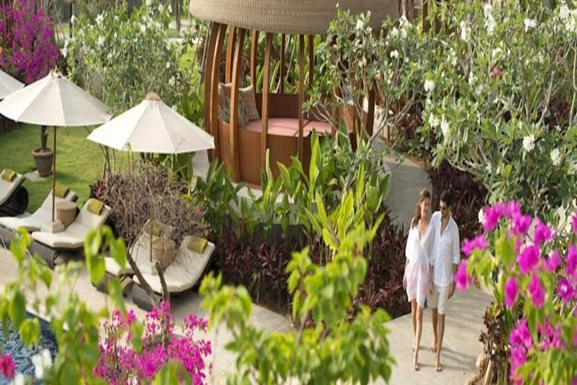 RIMBA Jimbaran Bali - Taman
