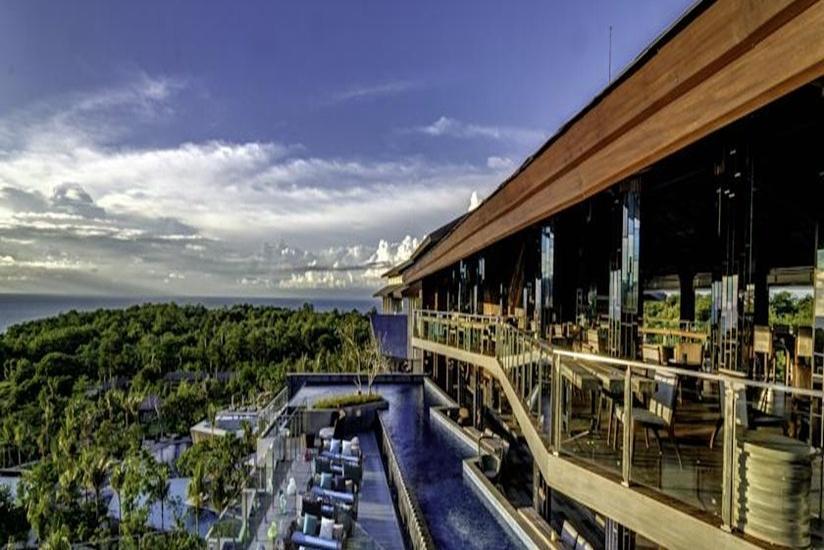 RIMBA Jimbaran Bali - Pemandangan