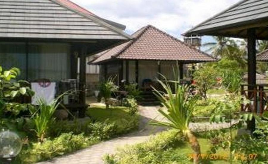 Mega Cottage Bali - Eksterior