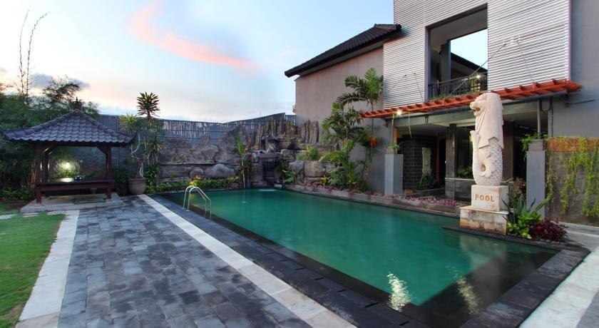Jimbaran Lestari Hotel   - Kolam Renang