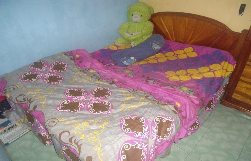 Kawah Ijen Homestay Banyuwangi - Kamar tidur