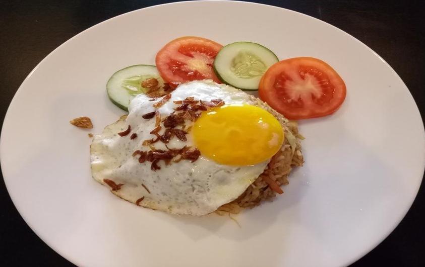 Gili Khumba Villas Lombok - Meal