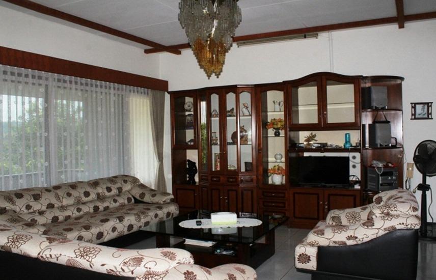 De Dago Pakar Villa Bandung - Ruang tamur