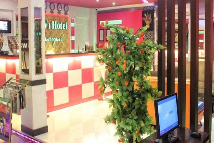 Hotel Rovi Boutique Jakarta - Interior