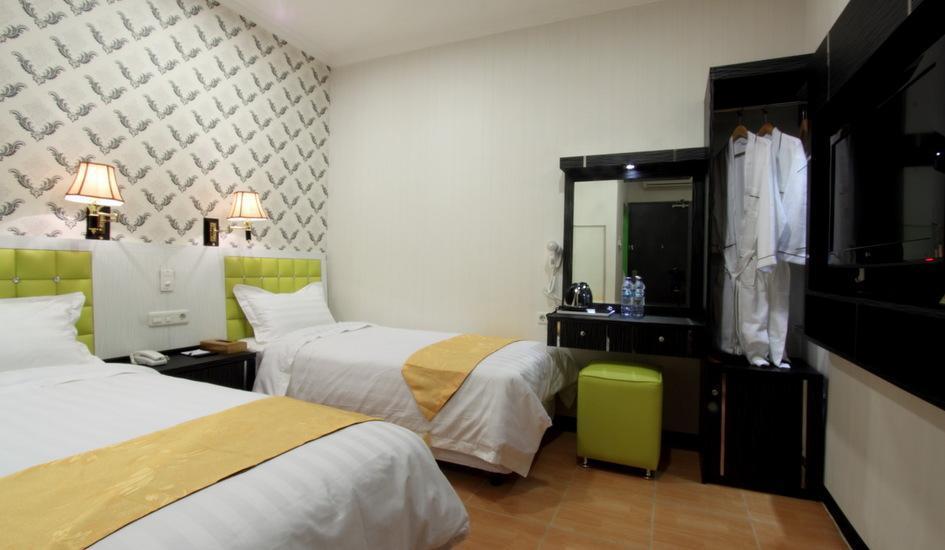 Hotel Rovi Boutique Jakarta - Deluxe Twin 2