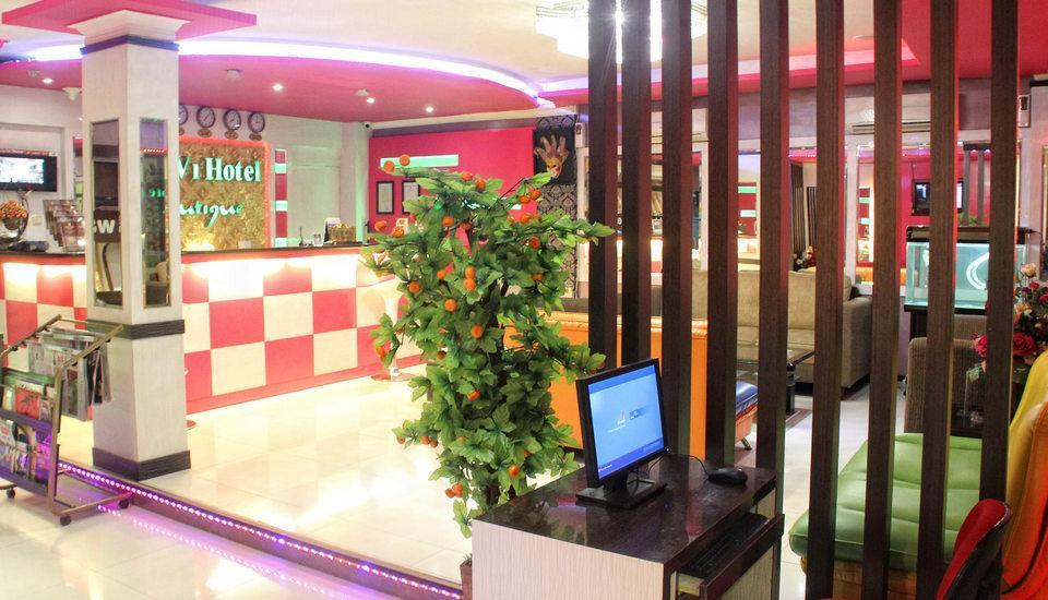 Hotel Rovi Boutique Jakarta - Lobby