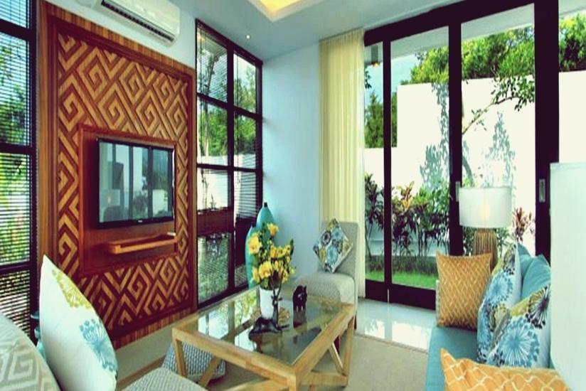Majestic Point Villa Bali - Ruang Tamu