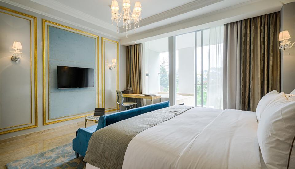 Art Deco Luxury Hotel & Residence Bandung - Room