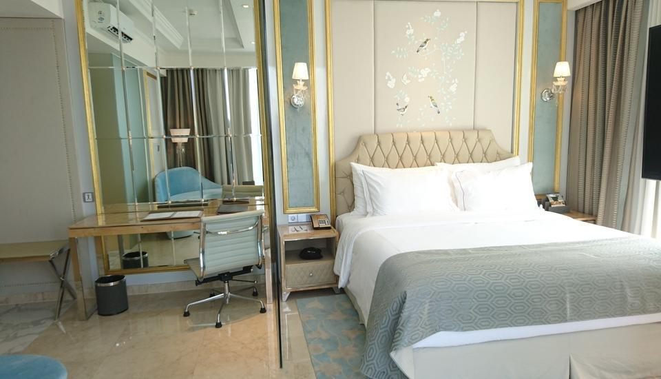 Art Deco Luxury Hotel & Residence Bandung - Kamar tidur