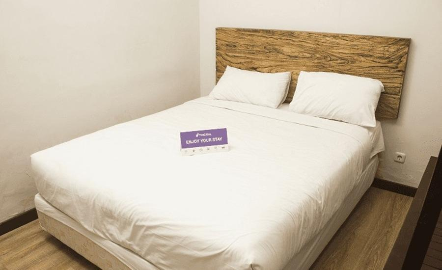 Tinggal Standard Ungasan Pura Pengulapan - Kamar tamu